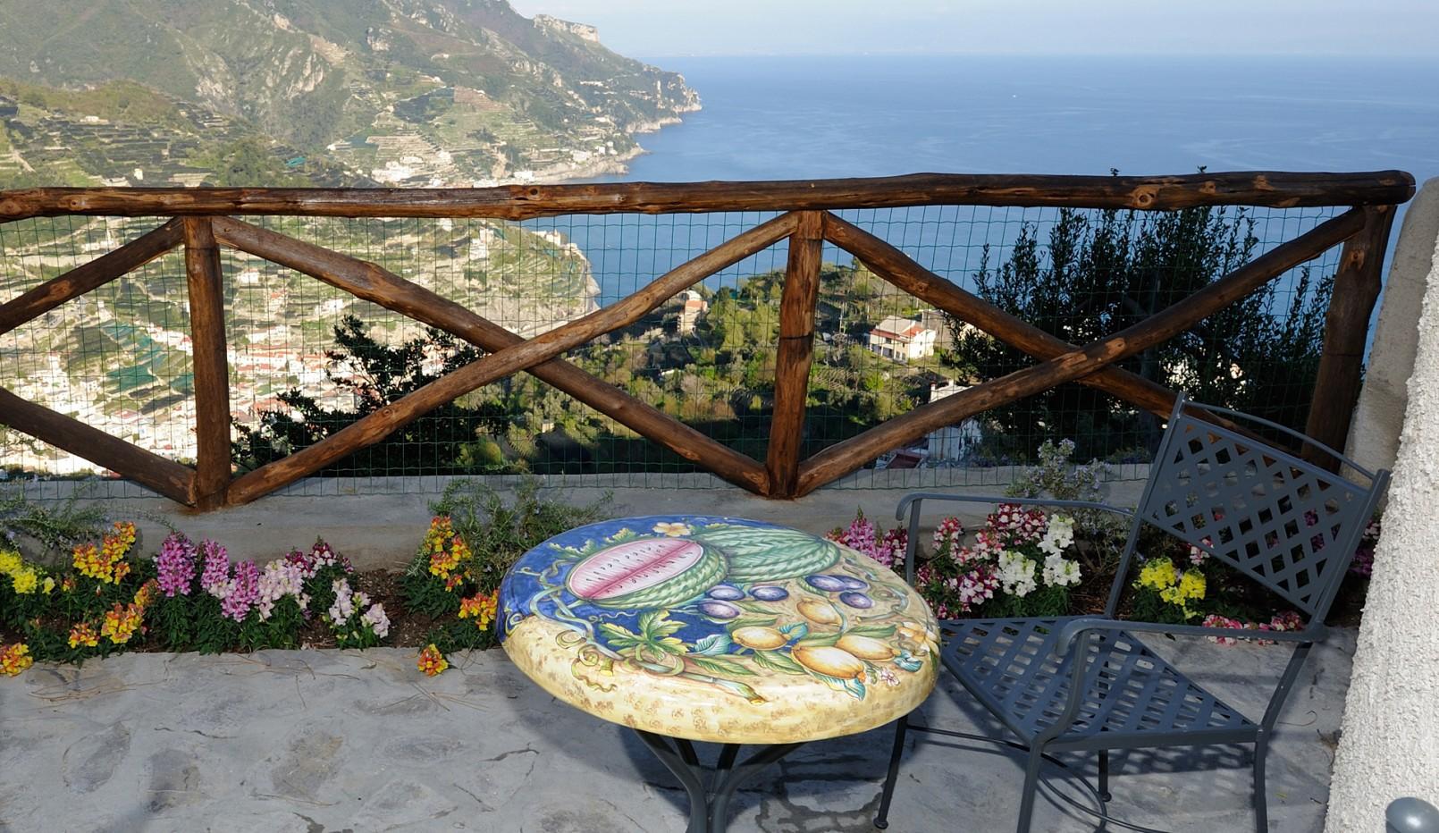 Bacco giardino - La Dolce Vita Ravello