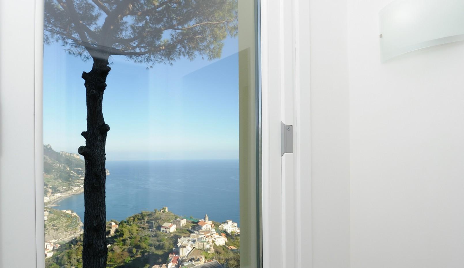 Camera Bacco - Panorama - La Dolce Vita Ravello